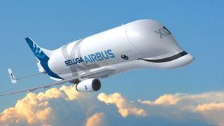 Dette gliset av en flyskapning kan få verdens største lasterom