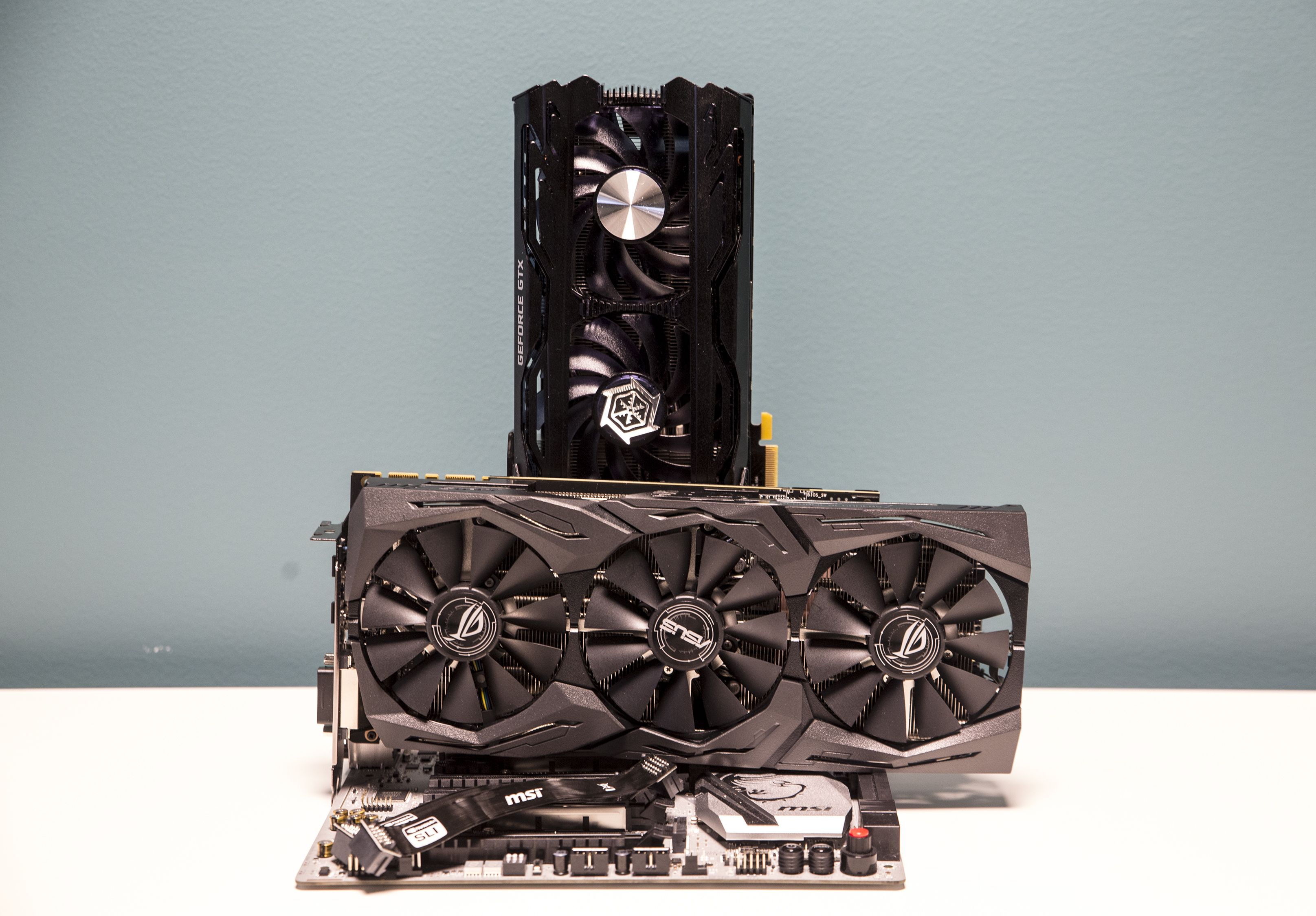 ecfa03a7 GTX 1080 Ti i SLI er for deg som krever det aller beste og har en