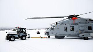Forsvaret utsatte sikkerhetstiltak ved Bardufoss flystasjon i seks år