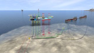Multi-milliardprosjektet i Nordsjøen: Utstyr og systemer er så skittent at det kan bli ødelagt