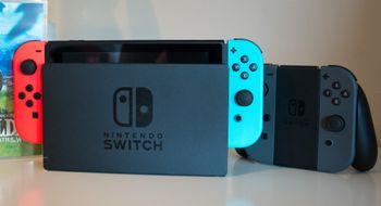 Nintendo Switch har fått en pangstart