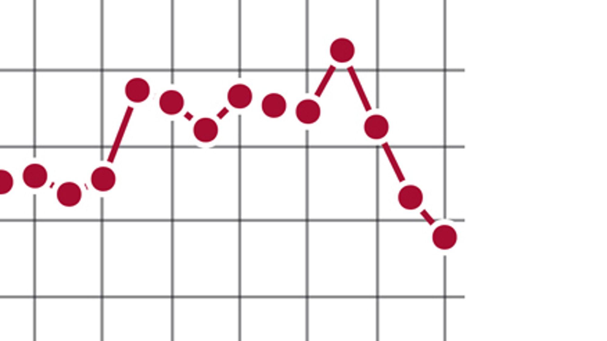 Nå er det færre arbeidsledige ingeniører enn det var for ett år siden. Det har vært en jevn nedgang siden januar i år.