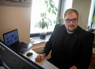Vaktsjef og journalist Erik Waatland i Medier24.