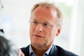 Byrådsleder Raymond Johansen i Oslo kommune har 152 kommunikasjonsansatte.