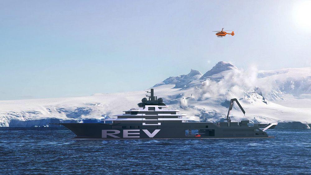 Byggekontrakten med  skipsverftskonsernet Vard ble undertegnet mandag, og byggingen skal skje i Norge og Romania.
