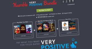 Nytt Humble Bundle-tilbud byr på åtte spill med veldig positive brukeranmeldelser