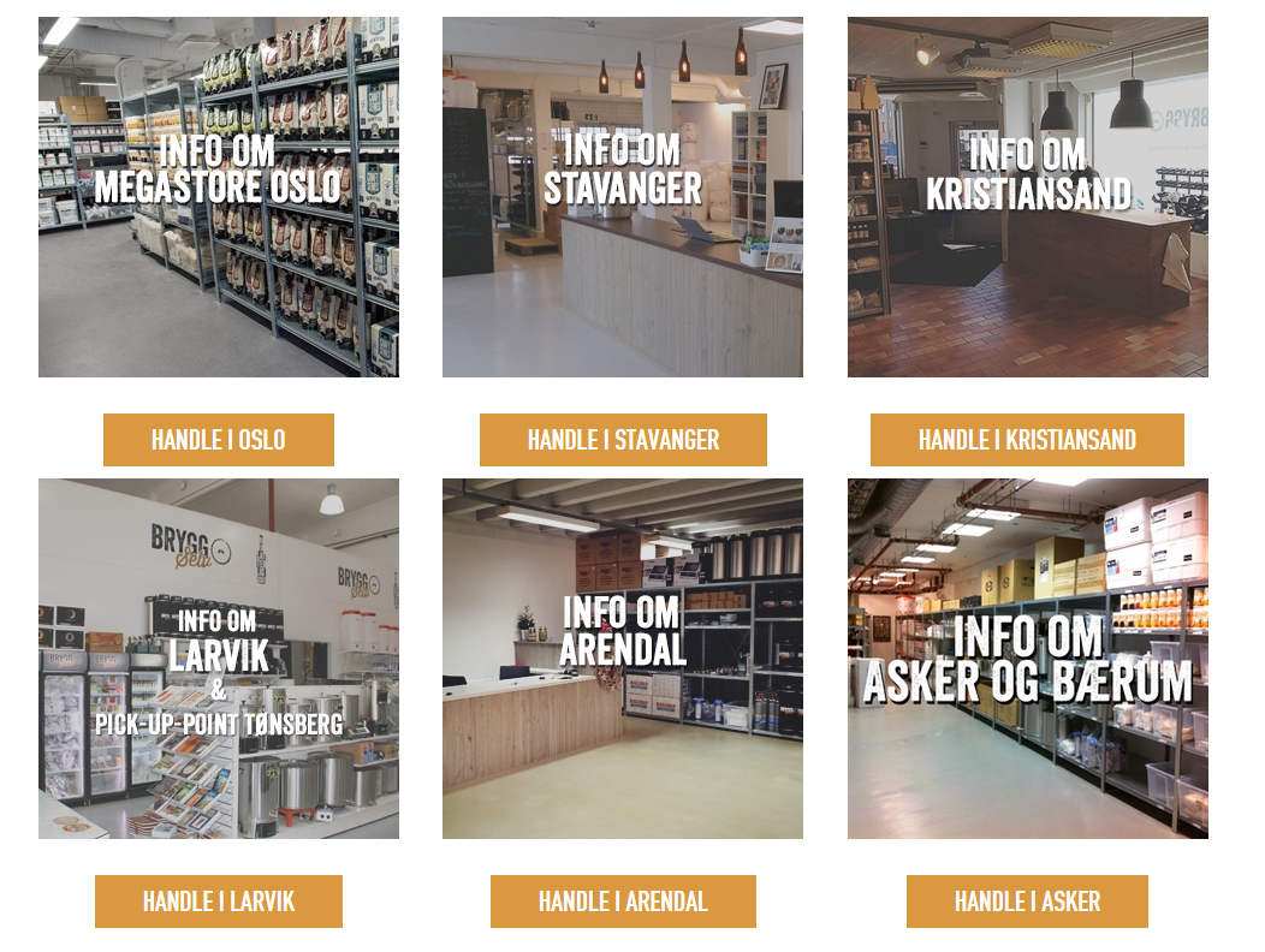 Beste Nettbutikker 2016 Bergen