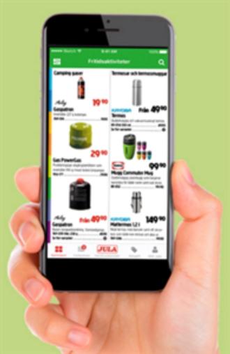 jula app