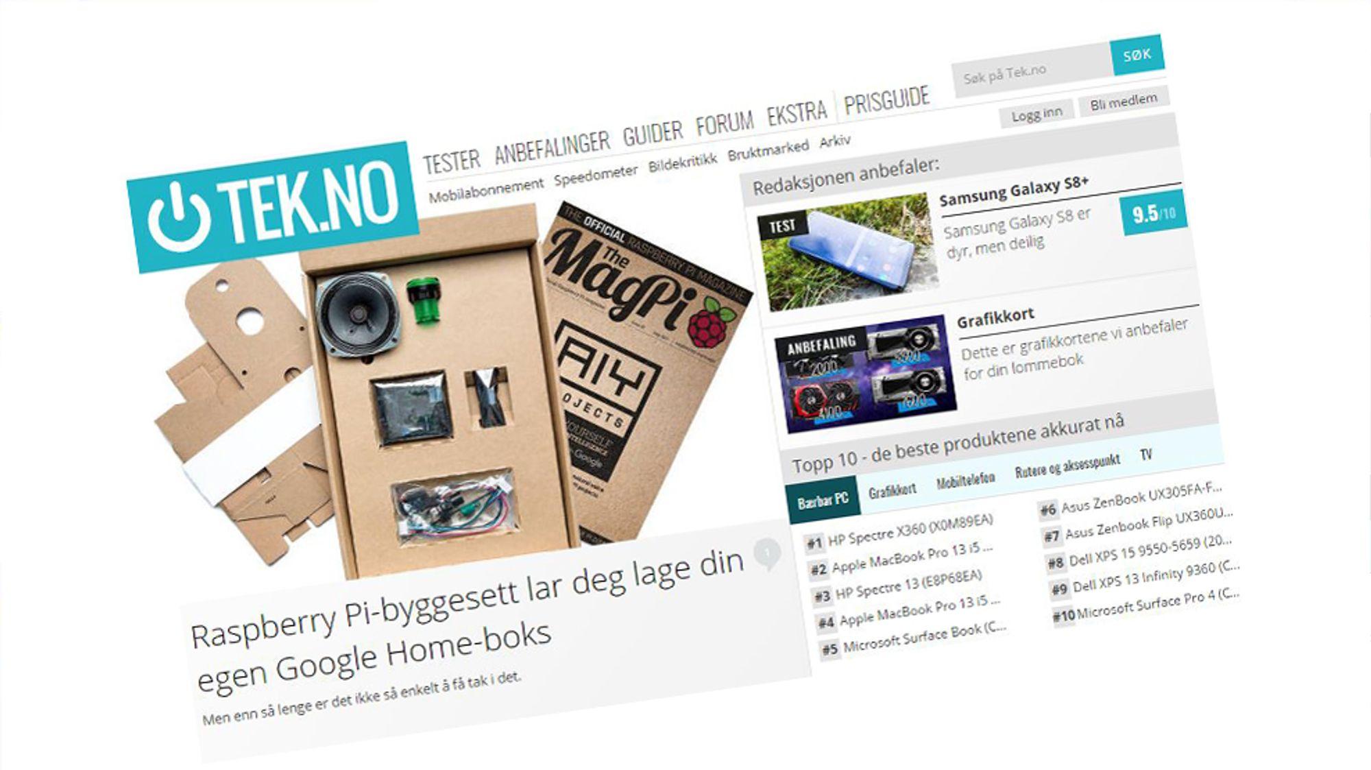 TU Media selger Tek.no til VG.