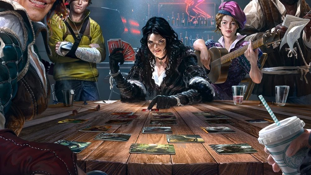 SNIKTITT: Gwent: The Witcher Card Game