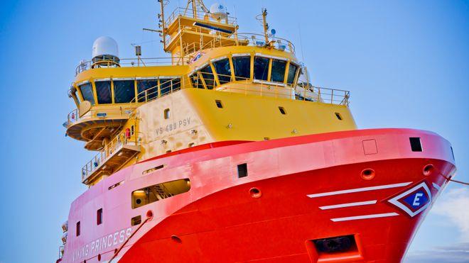 Eidesvik vil bygge om LNG-motorer til å brenne ammoniakk