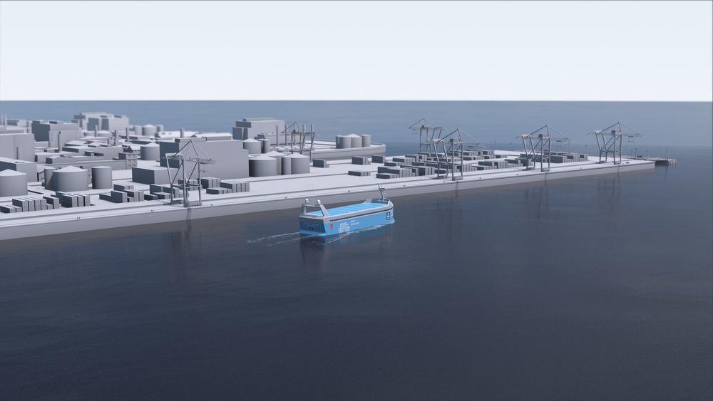 Yara Birkeland er mer enn batteridrevet og autonomt skipsprosjekt. Det omfatter også kraner og logistikkoperasjoner rundt skip, lasting og lossing.