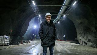 Åpnet Nord-Europas største datasenter: – Jeg tror vi bare har sett begynnelsen