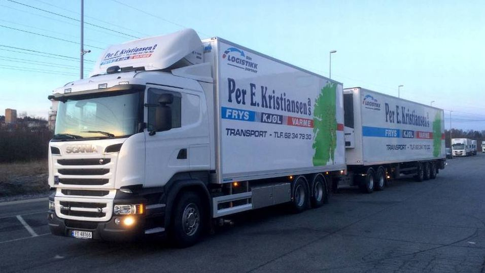 Foto Per E. Kristiansen Transport AS
