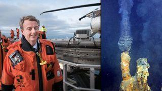 Regjeringen vil forvalte mineraler til havs på samme måte som for oljesektoren