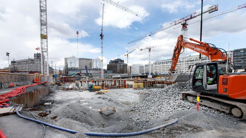 I dag slippes det ut 420.000 tonn CO2 fra norske byggeplasser årlig. Det kan enkelt reduseres mye, ifølge ny rapport.