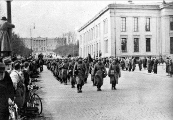 Tyske tropper p� Karl Johan.jpg