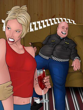 Sovende politimann (illustrasjon).jpg