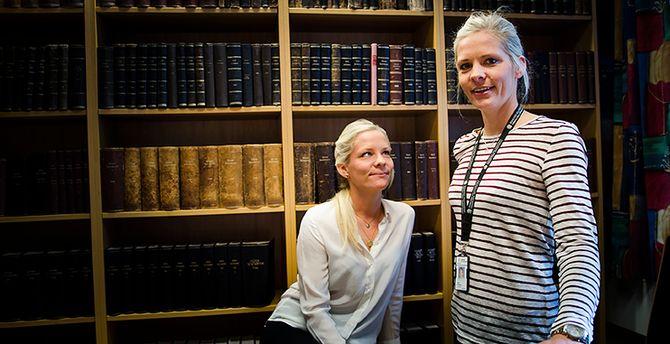 Camilla og Edith 4