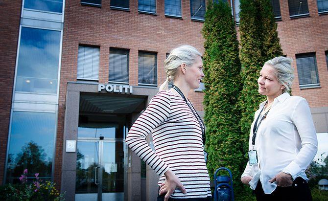 Camilla og Edith 2