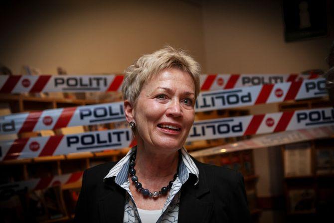 Politimester Lindeberg