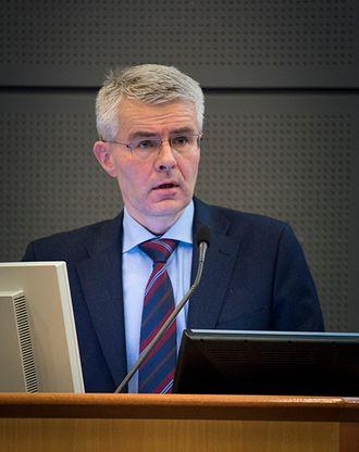 Trond Eirik Schea, sjef for Økokrim