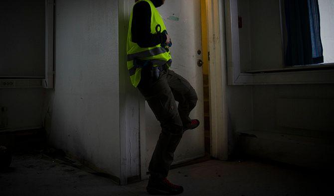 Rommet må sikres og mulige farer avdekkes før VIP-en kan regnes som trygg.