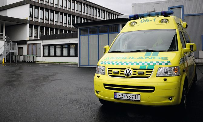 Ambulansene i Oslo og Akershus skal ha gjennomsnittlig kilometerstand på 150.000 kilometer, drømmer ambulansesjefen.