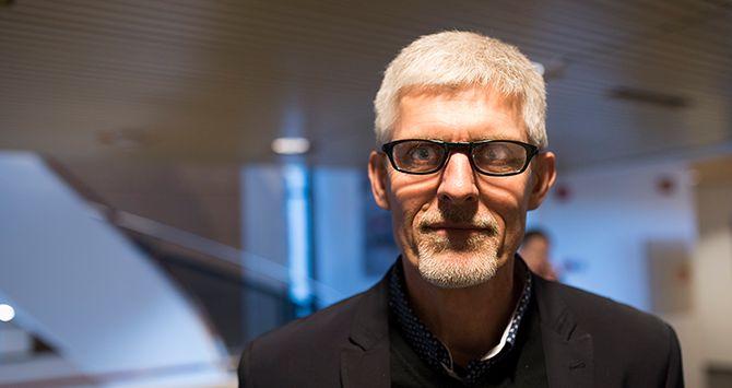 Per Allan Hansen, visepolitiinspektør ved <h3>Politiskolen i Danmark, sender faglærerne ut i de danske politikretsene.