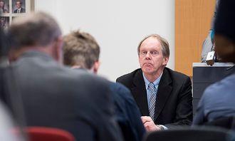 Bjørn Soknes, førstestatsadvokat og leder for arbeidsgruppen.