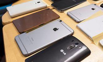 En Iphone 6, som på bildet, kan koste opp mot 9500 kroner ny.