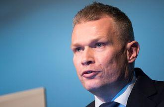 Erlend Bjørnestad, PF-leder i Rogaland