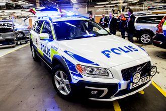 Volvo trolig tilbake i anbudsrunden på ny politibil.