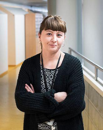 Ivana Golub, kontorsjef på Stevnekontoret.