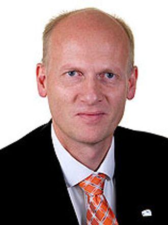 Anders Werp, Høyre.