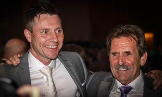 Robin Schaefer og Jan Erik Skog fikk Fritt Ords-ærespris 2015
