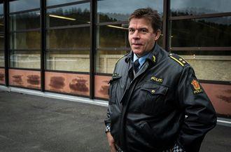 Jo Vhile, Oslo politidistrikt.