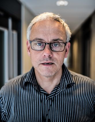 Politimester: Ronny Iden, politimester i Sogn og Fjordane.