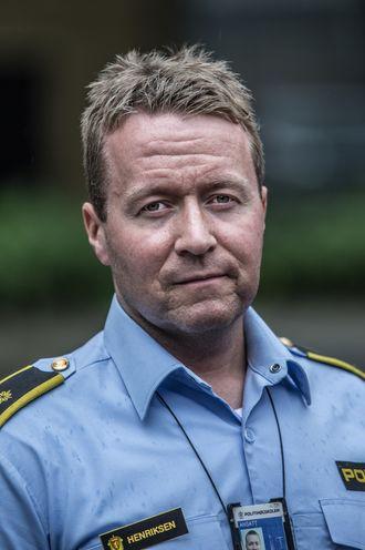 Steinar Vee Henriksen, ansvarlig for beredskap og orden for B2-studentene ved PHS