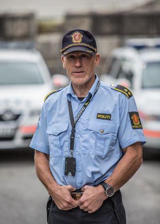 Bilansvarlig i Nordre Buskerud John Trygve Rønning.