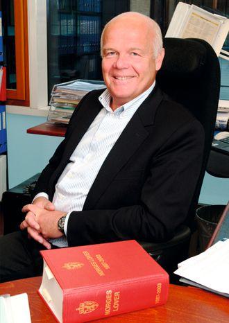 Advokat Jens-Ove Hagen