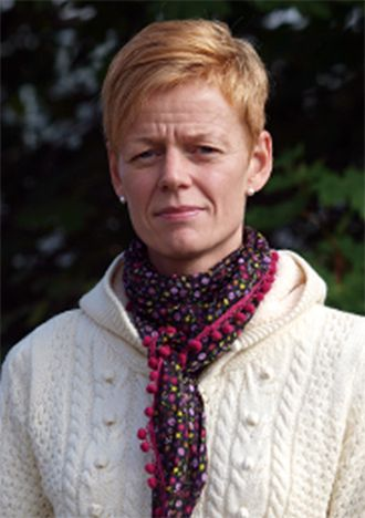 Lill Heidi Tinholt, Leder Politiets Fellesforbund politilederne