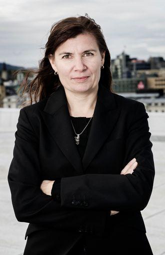 Politimester Ellen Katrine Hætta i Øst-Finnmark.