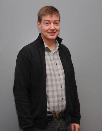 Tidligere lensmann Odd Harald Hovland har hatt fire år med ordførerkjedet på Bømlo. Nå vil han fulføre det han har startet med fire til.