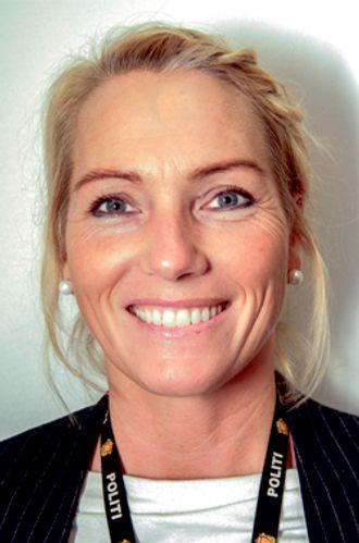 Huske de sivile: Det er oppfordringen fra lokallagsleder Ranja Leirvik Zahl i Helgeland politidistrikt