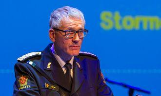 Ass. politidirektør Vidar Refvik bekrefter at de vil vurdere å gjøre noen endringer i gradssystemet.