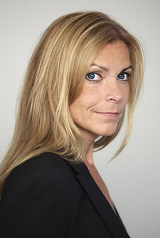 Lena Nitz, leder i Polisförbundet.