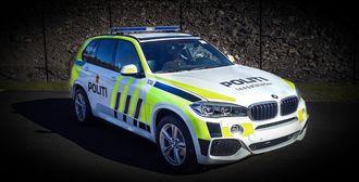 BMW X5 er ny ressursbil.