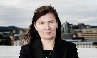 Ellen Katrine Hætta, politimester i Østfinnmark.