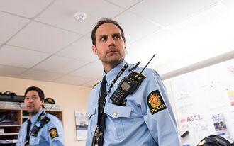 Stein Kristian Hansen er politioverbetjent og sjef for Storskog grensekontrollsted. Han skryter av de ansatte.